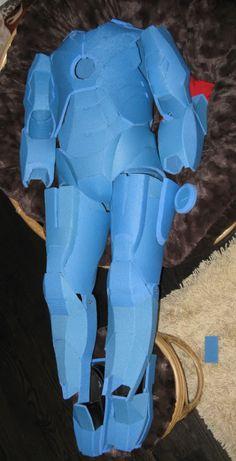 My Iron Man FOAM build (Mark IV) - Page 7