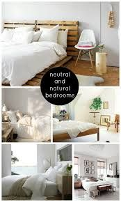 natural bedrooms