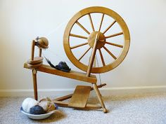 spinning - did it long time ago, would like to do it again some day..