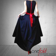 rochie de ocazie cu fermoar vizibil la spate fld Formal Dresses, How To Wear, Fashion Design, Sewing, Handmade, Vestidos, Dresses For Formal, Dressmaking, Hand Made