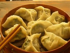 Steamed Chinese Dumplings - favourite chinese food :)