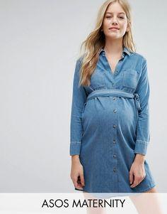 84ee3914eddc5 Discover Fashion Online Maternity Belt, Maternity Fashion, Chic Maternity,  Maternity Outfits, Belted. ASOS