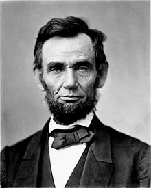 Abraham Lincoln Biography Facts | 16th US PRESIDENT  US President: 1861-1865 US Vice President: Hannibal Hamlin (1861-1865), Andrew Johnson (1865) Political Party: Republican Birth: February 12, 1809 at Hodgenville, Kentucky, U.S.