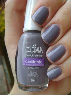 Nail polish: Plano Perfeito, Colorama