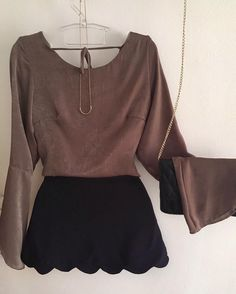 ☾pinterest || ☓ oliviastromberg New Outfits, Fall Outfits, Fashion Outfits, Womens Fashion, Fashion Killa, Look Fashion, Autumn Fashion, Pretty Outfits, Cute Outfits