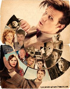 11th Doctor Collage