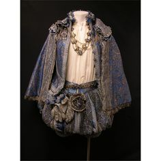 Three Musketeers King Louis XIII of France (Freddie Fox) Movie Costumes