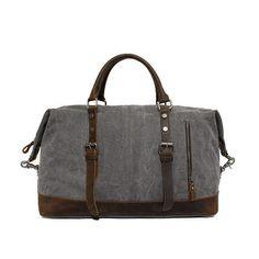New Mens Canvas Travel Bag Large Duffel Bag Army Green Travel Handbags Good Quality Bags Women Male Luggage Bag