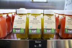 Kreation Juice - Steamed Not Fried