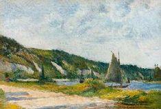 Paul Gauguin - Les voiliers