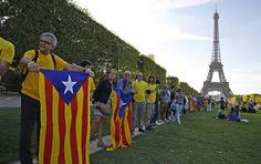 Via Catalana, Paris. Great Memories, Barcelona, Spain, Around The Worlds, Europe, Country, Paris France, Freedom, Liberty