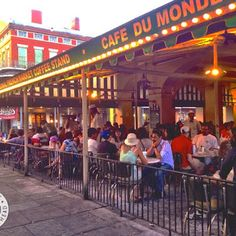 The Brave Little Cheesehead: Skip Bourbon Street and Head to Frenchman Street in New Orleans
