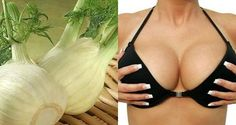 Forget About silicons: These 6 Plants Will Help Your Breasts Grow!
