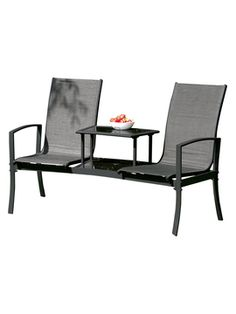 Havana Duo Seat Chair from Outdoor Furniture on Gilt