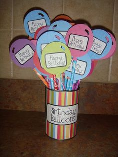 Teaching Little Miracles: Birthday Freebie... great idea!
