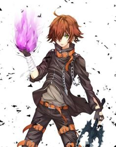 dark flame master..love, chuunibyo and other delusions