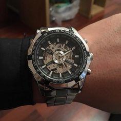 f3b4bdc7e5d 93 melhores imagens de Relógios - Watches Men