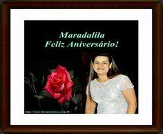 A nossa mensagem de aniversário sempre estará impregnada de gratidão pois Maradalila pode ser considerada  mais uma relíquia da música evang...