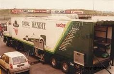 Skoal Bandit Formula 1 Team - Zandvoort 1984  #9 Philippe Alliot - RAM 02 #10 Jonathan Palmer - RAM 02