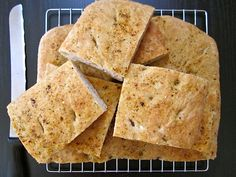 Made this, really easy! Need time though no-knead focaccia - Budget Bytes