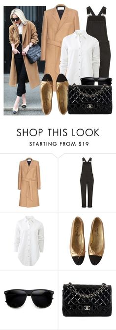 """""""Blogger Style - Atlantic- Pacific"""" by justadream133 ❤ liked on Polyvore featuring Yves Saint Laurent, Topshop, rag & bone, Chanel, women's clothing, women, female, woman, misses and juniors"""