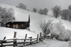 Find images and videos about winter, snow and landscape on We Heart It - the app to get lost in what you love. Winter Love, Winter Magic, Winter Scenery, Snowy Day, Snow Scenes, Winter Beauty, Cabins In The Woods, Winter Landscape, Winter Christmas
