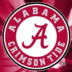 Alabama Crimson Tide Gameday.