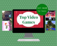 Looking to buy a video game for a tough to please tween? Tweenhood's got all the top age appropriate game ideas that tweens want this holiday. Holiday Gift Guide, Holiday Gifts, Tween Games, Promote Your Business, Business Website, Game Gifts, Video Games, Web Design, Gift Ideas