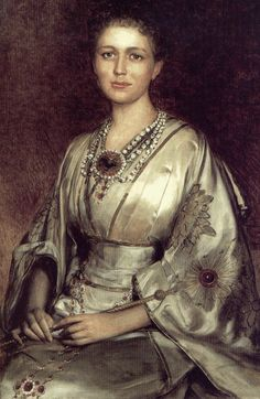 Varina Anne Davis, daughter of Mr. and Mrs. Jefferson Davis, was  born in 1865 during the last year of the Civil War in the Confederate  White House. Her father was the President of the Confederate States  at the time of her birth.