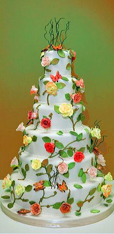Fancy Cakes by Leslie -- Iove