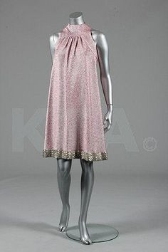 Dress  Donald Brooks, 1960s