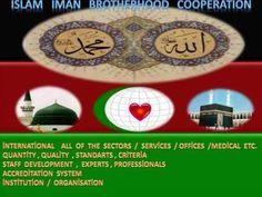 İNTERNATİONAL  ACCREDİTATİON  SYSTEM ORGANİSATİON  İSLAM  İMAN  BROTHERH...