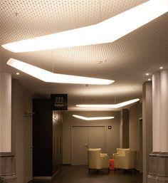 Lampe suspension / design original / en thermoplastique / en polypropylène MOUETTE by Jean-Michel Wilmotte Artemide