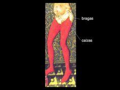 Baja Edad Media. Bragas y calzas