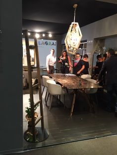 Some good pictures from Fiera del Levante where Kiro Design presented some of our products. Thank you guys for your amazing energy! Look at… the lamp CRYSTAL design by @MarcantonioRaimondiMalerba http://www.mogg.it/Prodotti/Lamp/CRYSTAL/ ,  the lamp / coat hanger ALLA SCALA design by Claudio Bitetti http://www.mogg.it/Prodotti/Accessories/ALLA-SCALA/   #mogg #moggdesign #interiordesign #interior #design #italianfurniture #italian #furniture #lighting #lamp #crystal…