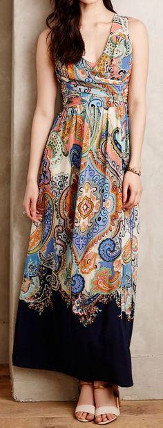 Vizcaya Maxi Dress