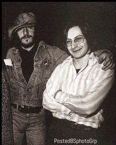 Bruce Springsteen and Southside Johnny