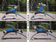 In this segment you will find a description of all essential exercise you can do on the Norwell outdoor fitness station. The exercises are simple and offer an excellent and sensible way to start up your physical training. Read More - http://www.norwell.nl/