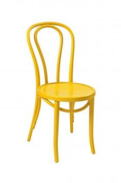 exactly what I need to do to the chairs in my kitchen....once red...now YELLOW!!!  Goes great with my blue and white!!!!