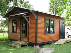 Inexpensive in Law Additions Plans | Tiny Guest House Adds Livability to Historic Home | Historic Shed