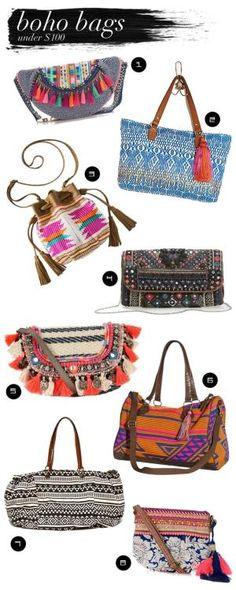 boho bags by faye