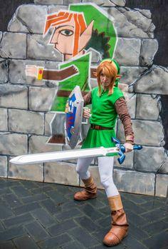 The Legend of Zelda: A Link Between Worlds - Link (Li Kovacs a.k.a. pikminlink)