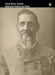 Prud'homme grew up on his family's Bermuda (later Oakland) Plantation. When war broke out in 1861, he enlisted in the Confederate Army, fighting with both the 3rd Louisiana Infantry and the 2nd Louisiana Cavalry. He was cited for bravery at Wilson's Creek and severely wounded at Irish Bend.