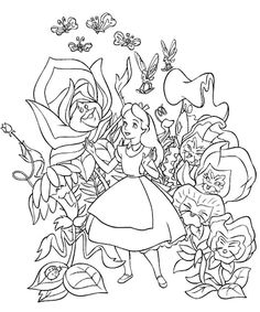 1000+ images about Printables on Pinterest | Coloring pages, Adult ...