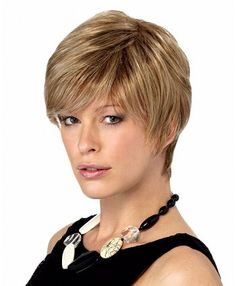 Zara Petite Size Ladies Wig By Natural Image in Almond Mist Short Curly Wigs, Short Straight Hair, Short Blonde Haircuts, Affordable Wigs, Lace Crowns, Wigs Online, Womens Wigs, Pixie Hairstyles, Petite Size
