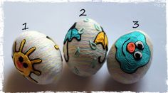 Easter Eggs, Etsy