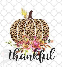 Thankful Leopard Pumpkin Animal Print Wallpaper, Pumpkin Stencil, Cardmaking And Papercraft, Cool Stickers, Silhouette Cameo Projects, Autumn Art, Vinyl Crafts, Fall Diy, Fall Pumpkins