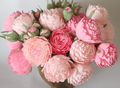 "sosuperawesome: "" Paper flowers by FlowerDecoration on Etsy • So Super Awesome is also on Facebook, Twitter and Pinterest • """