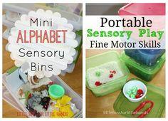 10+ rice sensory play ideas around the house minis