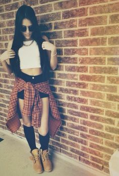 #timberland #boots #girl